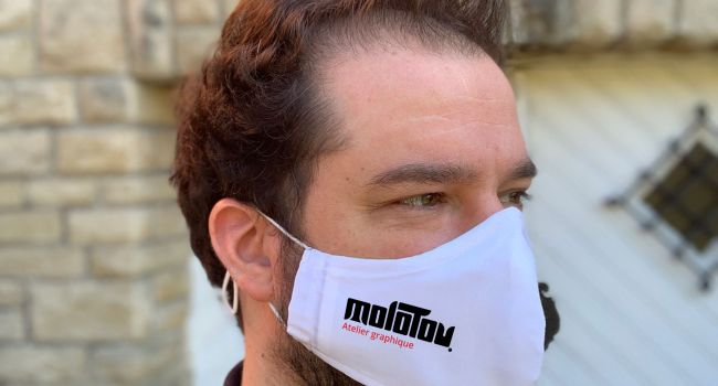 Molotov Supply Masken